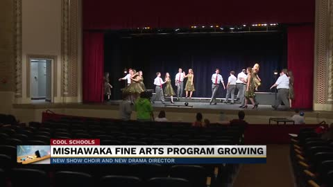 Mishawaka's fine arts program growing